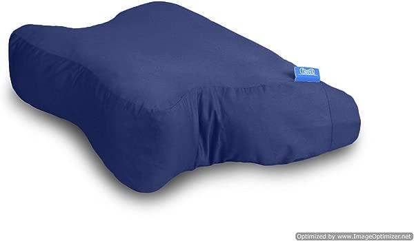 Contour Products CPAP Max Pillow Case Navy Blue