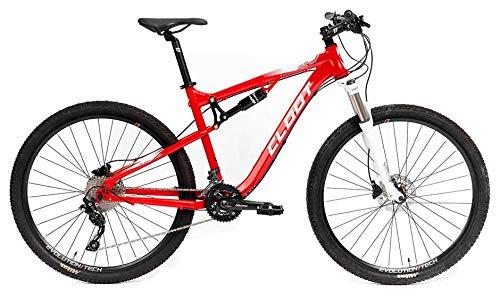 CLOOT Bicicleta Doble Suspension 29' Control FR 700 2x10 Shimano Deore con Amortiguador Aire. (L (1.77-1.88))