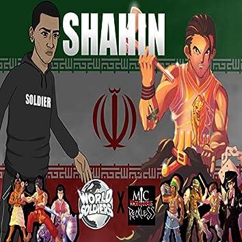 Shahin (Iranian World Soldier)