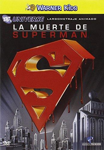 La Muerte De Superman [DVD]