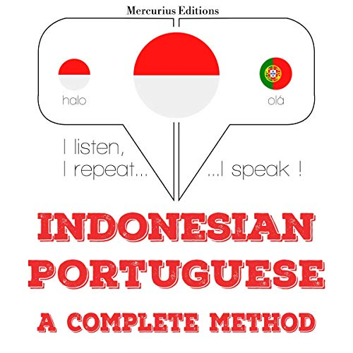 Indonesian – Portuguese. A complete method cover art