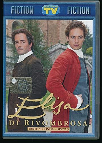 EBOND Elisa Di Rivombrosa Parte Seconda - Disco 3 DVD Editoriale