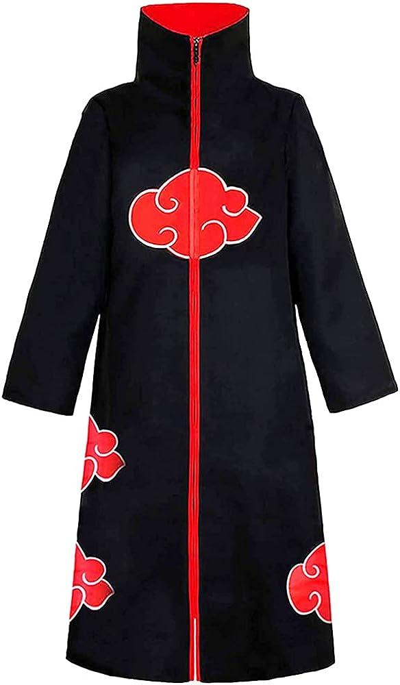 25% OFF Akatsuki Popular standard Cloak Itachi Cost Cosplay Naruto