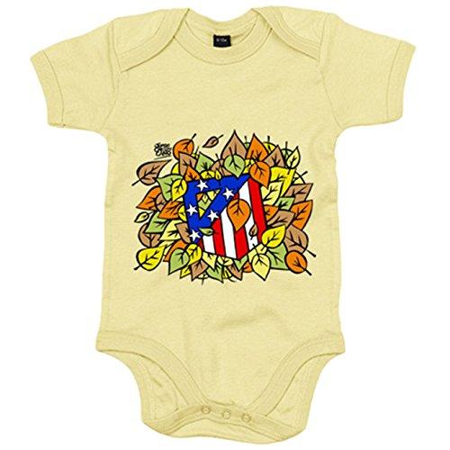 Body bebé Atlético de Madrid Otoño Atletiotoño - Verde, 12-18 meses