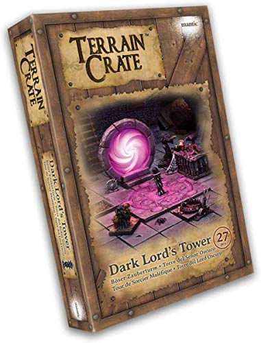 Mantic Games MGTC106 TerrainCrate: Dark Lord's...
