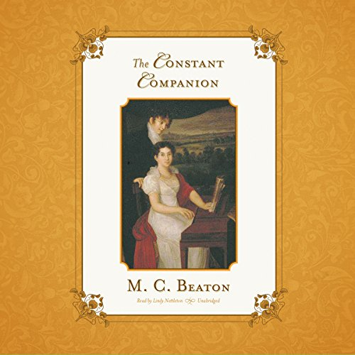 The Constant Companion audiobook cover art
