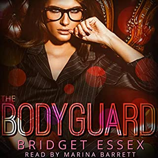 The Bodyguard audiobook cover art