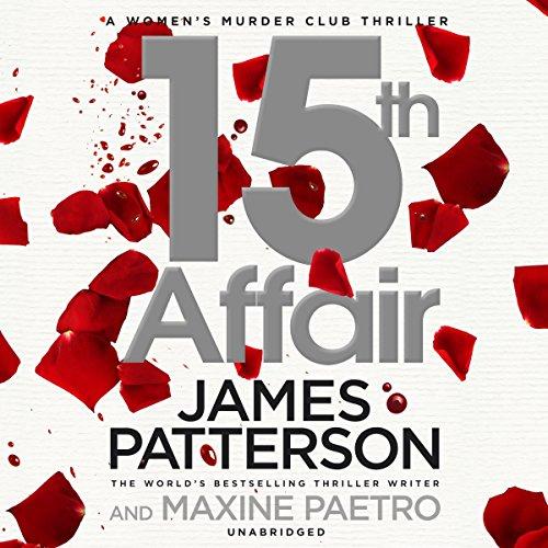 15th Affair audiobook cover art