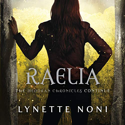 Raelia     The Medoran Chronicles, Book 2              By:                                                                                                                                 Lynette Noni                               Narrated by:                                                                                                                                 Carly Robins                      Length: 14 hrs and 12 mins     31 ratings     Overall 4.8