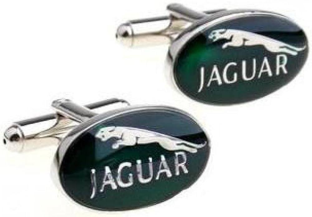 Shining Deals Gorgeous Jewelry Jaguar Cuff Link 1 Pair Retail Promotion