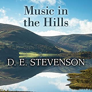 Music in the Hills audiobook cover art