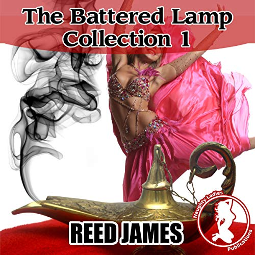 The Battered Lamp Collection 1: A Genie, Harem, Supernatural, Witch Succubus Erotica cover art