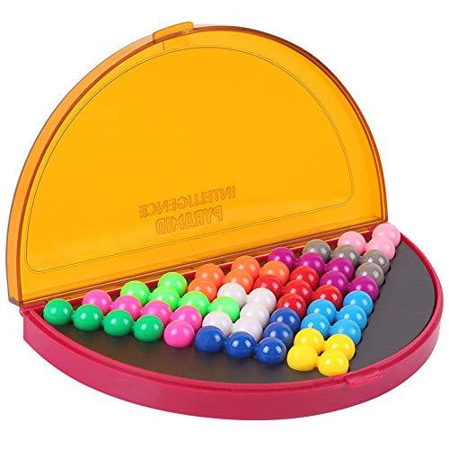 YunYoud-Spielzeug Interessante Magic IQ Pyramide Perlen Puzzle Logik Denkspiel Spielzeug online günstig Natur Spielzeug Kinder Spielzeug kinderspielzeug