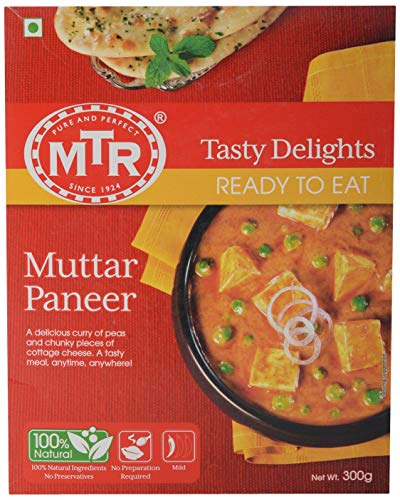 MTR Muttar Paneer - 300g