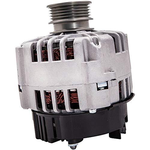 LZZJ Alternadores Generador alternador para Nissan InterStar X70 2002-2010 Caja LRA02160 LRA2160