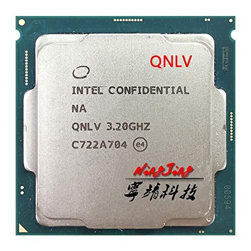 i7-8700K es i7 8700K es i7 8700Kes QNLV 3.2 GHz Six-Core Twelve-Thread CPU Processor L2=1.5M L3=12M 95W LGA 1151