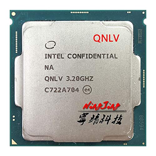 i7-8700K es i7 8700K es i7 8700Kes QNLV 3.2 GHz Six-Core Twelve-Thread CPU Processor L2=1.5M L3=12M 95W LGA 1151