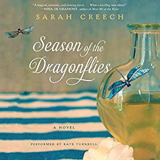 Season of the Dragonflies audiobook cover art