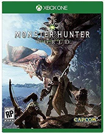 Capcom Monster Hunter World, Xbox One