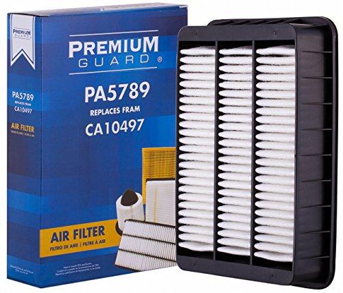 PG Air Filter PA5789 | Fits 2013-15 Mitsubishi ASX, 2008-15 Lancer, 2007-13 Outlander, 2011-12 Outlander Sport, 2011-12 RVR