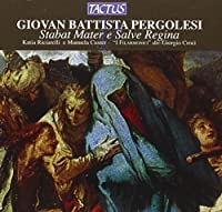 Stabat Mater E Salv by GIOVANNI BATTISTA PERGOLESI (2013-08-05)