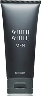 洗顔 メンズ 【 泡 で優しく洗う 洗顔料 】 フィス ホワイト メンズ 洗顔 「 敏感肌 の 男性 用 洗顔フォーム 」「 毛穴 ケア 保湿 ヒアルロン酸 配合 洗顔料 」(男性用 スキンケア 化粧品 )95g
