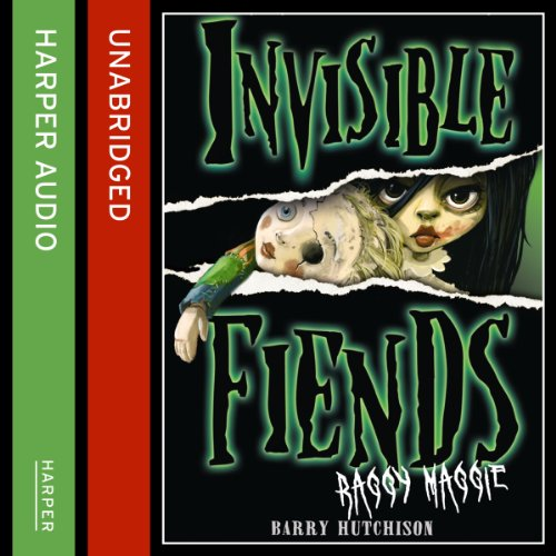 Invisible Fiends – Raggy Maggie cover art
