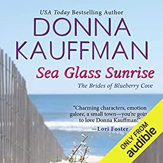 Sea Glass Sunrise audiobook cover art