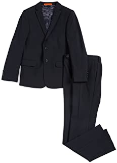 Boy's Skinny-Fit Vented Suit