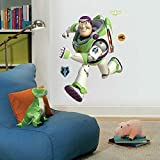 RoomMates Pegatinas de Pared Toy Story Buzz Gigante