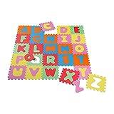 Knorrtoys 21003–Alfombrillas de 60Piezas–Alfombra de Juegos Infantil Parte Parte Espuma Alfombra Alfombra Multicolor