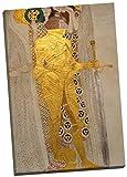 Gustav Klimt The Beethoven Freize Leinwanddruck Bild Wand
