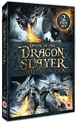 Dawn Of The Dragon Slayer 1&2 [DVD] [Reino Unido]