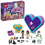 LEGO Friends Heart Box Friendship Pack 41359 Building Kit (199 Pieces) (Discontinued by Manufacturer)