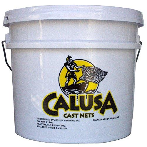 Calusa Cast Nets - 1/2 Inch x 10 Foot