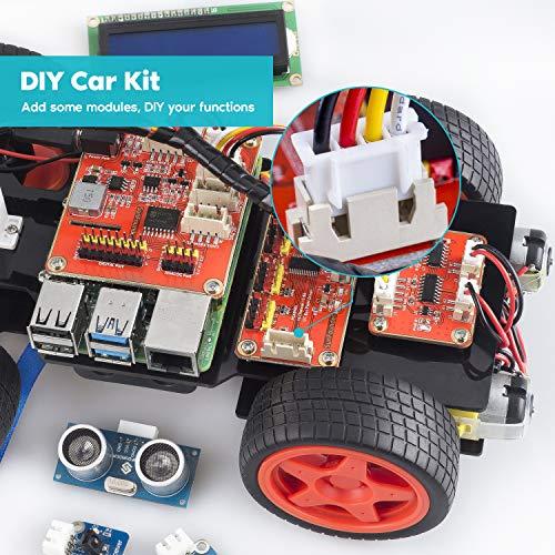 SunFounder Raspberry Pi Smart Video Car