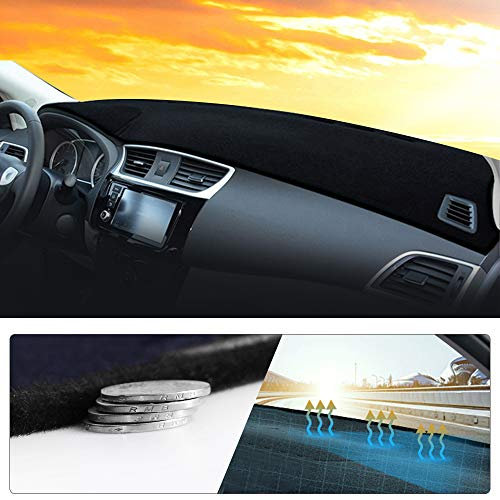 Maite Fit for Ford Edge 2011-2014 (Only for the dashboard with speaker) Car...
