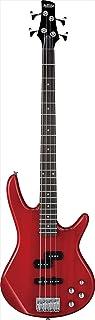 Ibanez GSR 4 String Bass Guitar، Right Handed، Red Transparent (GSR200TR)