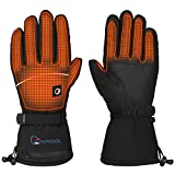 OUTCOOL Heated Gloves for Men&Women Electric Heated Gloves with Touch Screen for Motorcycle