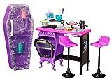 Mattel Monster High BDD82 - Hauswirtschaft Klassenzimmer, Zubehör -