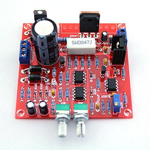 KKMOON 2mA-3A Continuamente 0-30 V DC ajustable regirá power supply/boost converter power...