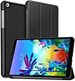 PULEN for LG G Pad 5 10.1 Case,Ultra Slim Lightweight Trifold Stand Smart Folio...