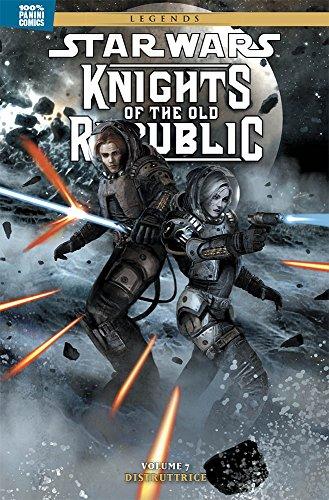STAR WARS Legende: Knights of the Old Republic 7 - Distruttore - 100% Panini Comics Best