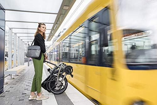 Tern Faltrad Vektron S10 Fahrrad E-Bike 10 Gang Alu 25 km/h Kettenschaltung Shimano 36V 250W, CB19EHSD10HLRLB23 - 6