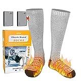 Electric Heated Socks, Battery Heated Socks,...