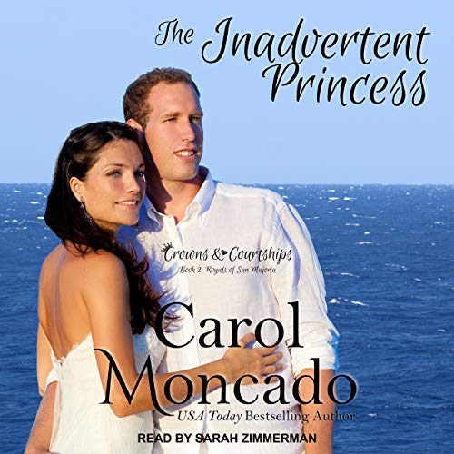 The Inadvertent Princess cover art