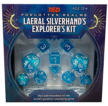 D&D Forgotten Realms Laeral Silverhand s Explorer s Kit  D&D Tabletop Roleplaying Game Accessory