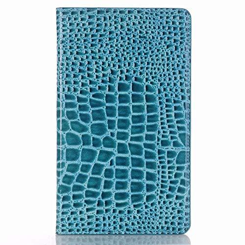 RZL Tablets Handy Hüllen und Taschen For Huawei MediaPad M5 8,4 Zoll, Flip-Krokodil-Leder Standplatz-Licht-Gewicht Tablet-Fall-Abdeckung Kompatibel mit Huawei MediaPad M5 8,4 Zoll 2018 SHT-AL09 / SHT-