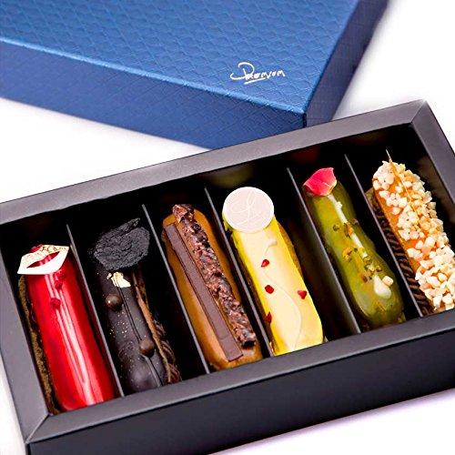 バレンタイン2020 チョコレート エクレアートショコラプレミアム 6本(通常) ルワンジュ東京