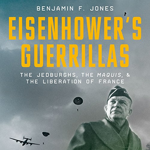 Eisenhower's Guerillas cover art
